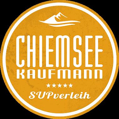 Logo Chiemsee Kaufmann SUPVerleih