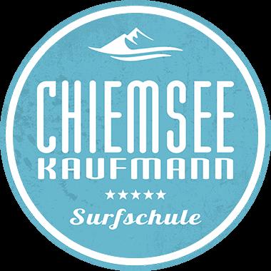 Logo Chiemsee Kaufmann Surfschule